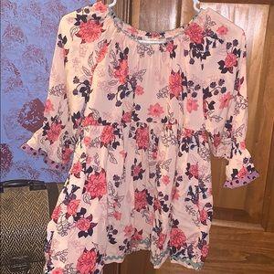 Matilda Jane size 14 girls shirt